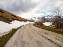 Βουνά Sibillini Στοκ φωτογραφίες με δικαίωμα ελεύθερης χρήσης