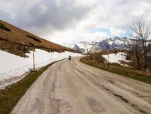 Βουνά Sibillini Στοκ Φωτογραφίες