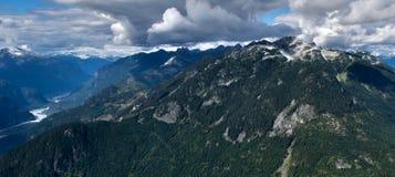 Βουνά Tantalus Στοκ εικόνες με δικαίωμα ελεύθερης χρήσης
