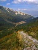 Βουνά Tatra στην Πολωνία στοκ εικόνες