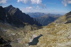 Βουνά Tatra Στοκ φωτογραφία με δικαίωμα ελεύθερης χρήσης