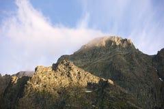 Βουνά Tatra Στοκ Εικόνα