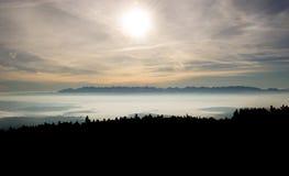 Βουνά Tatra Στοκ φωτογραφίες με δικαίωμα ελεύθερης χρήσης