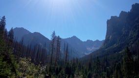 Βουνά Tatra Στοκ εικόνες με δικαίωμα ελεύθερης χρήσης