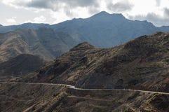 Βουνά Tenerife Στοκ Φωτογραφίες