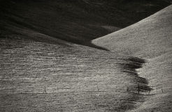 βουνοπλαγιά κατασκευ& στοκ φωτογραφία με δικαίωμα ελεύθερης χρήσης