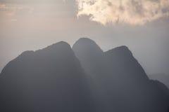 Βουνό αμφιθαλών Στοκ Φωτογραφία