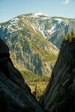 βουνό δύσκολο Στοκ φωτογραφία με δικαίωμα ελεύθερης χρήσης