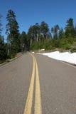 βουνό εθνικών οδών Στοκ φωτογραφία με δικαίωμα ελεύθερης χρήσης