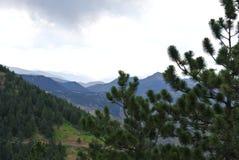 Βουνό επιφυλακής Στοκ Εικόνες