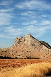 Βουνό εραστών, Antequera Στοκ εικόνα με δικαίωμα ελεύθερης χρήσης