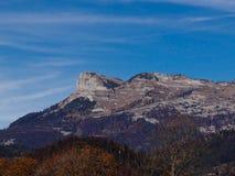 βουνό ηττημένων Στοκ φωτογραφίες με δικαίωμα ελεύθερης χρήσης