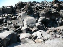 βουνό ηφαιστειακό Στοκ φωτογραφία με δικαίωμα ελεύθερης χρήσης