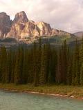 βουνό κάστρων στοκ φωτογραφία