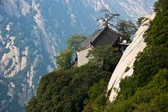 Βουνό Κίνα Huashan Στοκ φωτογραφία με δικαίωμα ελεύθερης χρήσης