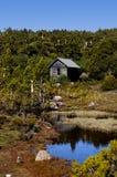 βουνό καλυβών Στοκ εικόνες με δικαίωμα ελεύθερης χρήσης