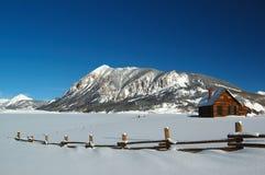 βουνό καμπινών στοκ φωτογραφία