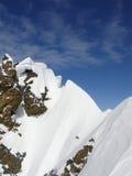 βουνό Καύκασου Στοκ Εικόνες