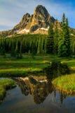 Βουνό κουδουνιών ελευθερίας, πολιτεία της Washington Στοκ φωτογραφία με δικαίωμα ελεύθερης χρήσης