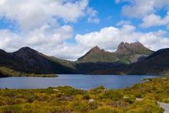 βουνό λιμνών περιστεριών λί& Στοκ Εικόνες