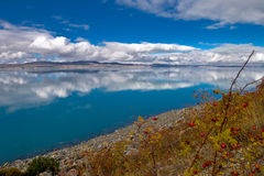 βουνό λιμνών Στοκ Εικόνα