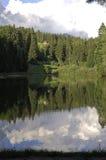 βουνό λιμνών Στοκ Φωτογραφία