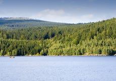 βουνό λιμνών Στοκ Εικόνες