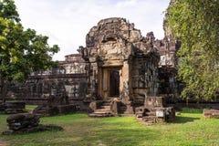 Βουνό ναών Bakong, Καμπότζη Στοκ εικόνα με δικαίωμα ελεύθερης χρήσης