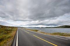 βουνό νορβηγικά Στοκ εικόνα με δικαίωμα ελεύθερης χρήσης