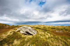 βουνό νορβηγικά Στοκ Φωτογραφίες