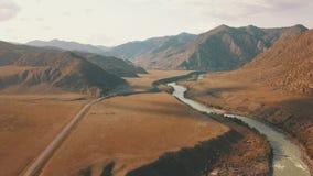 Βουνό ομορφιάς 4K φιλμ μικρού μήκους