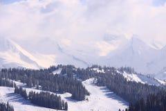 βουνό ορεινών όγκων Στοκ Φωτογραφίες