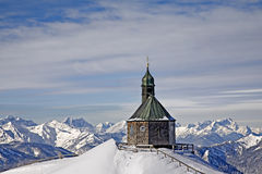 βουνό παρεκκλησιών Στοκ Φωτογραφίες