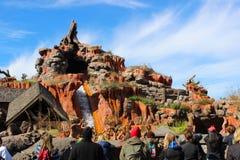 Βουνό παφλασμών στοκ εικόνες με δικαίωμα ελεύθερης χρήσης