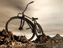 βουνό ποδηλάτων Στοκ φωτογραφία με δικαίωμα ελεύθερης χρήσης