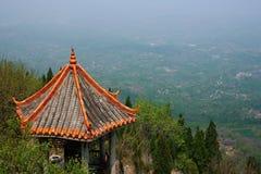 Βουνό προγόνων Xinzheng πρώτο στοκ εικόνες