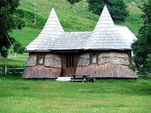 βουνό σπιτιών αρχιτεκτονικής περίεργο Στοκ φωτογραφία με δικαίωμα ελεύθερης χρήσης