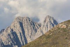 Βουνό στην απόσταση Στοκ Φωτογραφίες