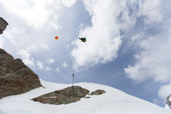 Βουνό στην Ελβετία στοκ φωτογραφία με δικαίωμα ελεύθερης χρήσης