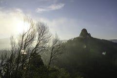 Βουνό στη Μαλαισία Στοκ Φωτογραφία