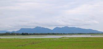 Βουνό στο Βιετνάμ Στοκ Εικόνα