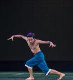 Βουνό-σύγχρονος χορός Στοκ φωτογραφίες με δικαίωμα ελεύθερης χρήσης