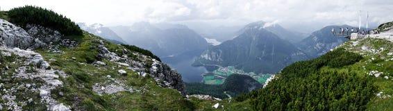 Βουνό 1 της Αυστρίας Hallstatt Στοκ Εικόνες