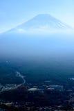 βουνό της Ιαπωνίας fuji Στοκ Εικόνα
