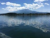 βουνό της Ιαπωνίας fuji Στοκ εικόνες με δικαίωμα ελεύθερης χρήσης