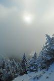 βουνό τοπίων Στοκ Φωτογραφίες