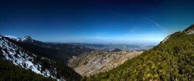 βουνό τοπίων στοκ φωτογραφίες με δικαίωμα ελεύθερης χρήσης