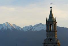 Βουνό του Περού Στοκ φωτογραφία με δικαίωμα ελεύθερης χρήσης
