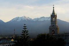 Βουνό του Περού Στοκ φωτογραφίες με δικαίωμα ελεύθερης χρήσης