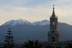 Βουνό του Περού Στοκ εικόνα με δικαίωμα ελεύθερης χρήσης